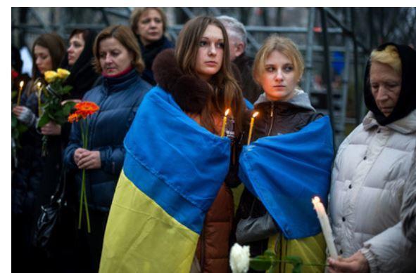 РФ не намерена считать голодомор геноцидом украинцев
