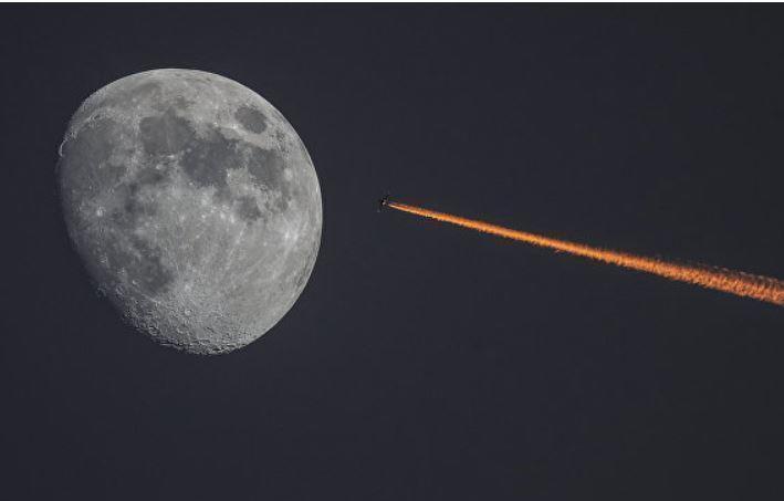 Космонавт объяснил, как доказать высадку американцев на Луну