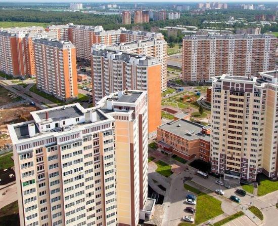 В Подмосковье будет введен новый налог на недвижимость »