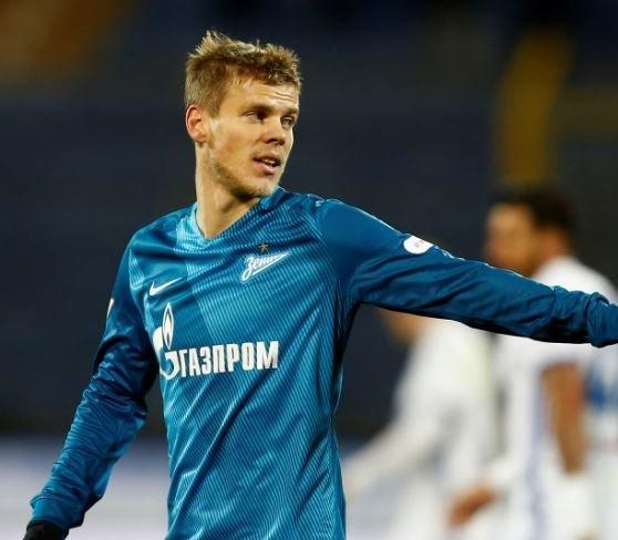 Черчесов пояснил чем обосновано его решение о возвращении в сборную Кокорина »