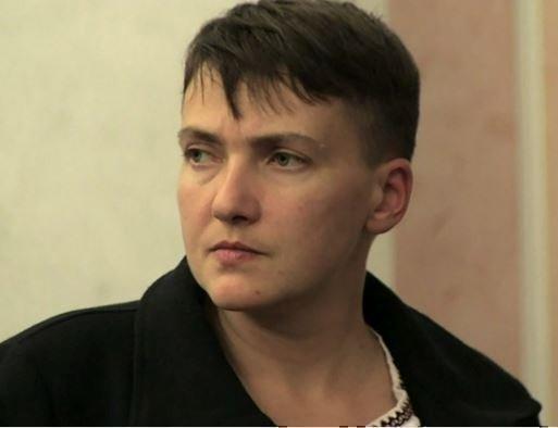 Савченко считает, что украинцы потеряют страну »