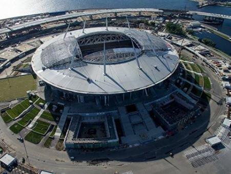 "Стадион ""Зенит-Арена"" не понравился комиссии ФИФА »"