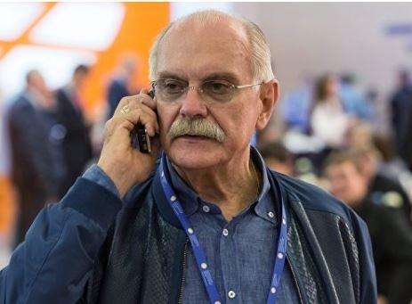 Никита Михалков высказался о выступлении Константина Райкина »