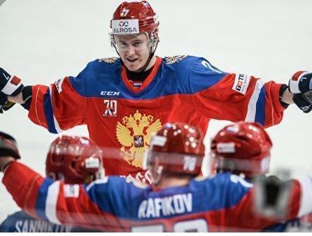 Российская сборная по хоккею победила шведов во втором матче Кубка Карьяла »