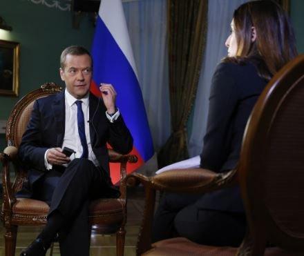 Медведев рассказал, что Запад не видит собственных промахов в Сирии »