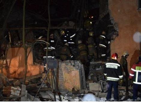 Стало известно число погибших при взрыве в доме в Иваново »