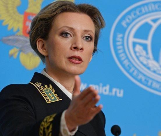 """Захарова сравнила операции западной коалиции в Мосуле со """"средневековой бойней"""" »"""