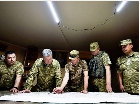 112: Украина собирается помочь Молдавии избавиться от российских сил в Приднестровье »