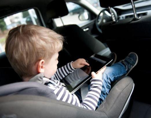С 2017 года будут изменены условия перевозки детей в авто »