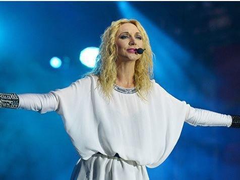 СМИ: в Киеве было запрещено выступление Кристины Орбакайте »
