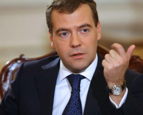 Медведев обеспокоен из-за возможного распада ВТО »