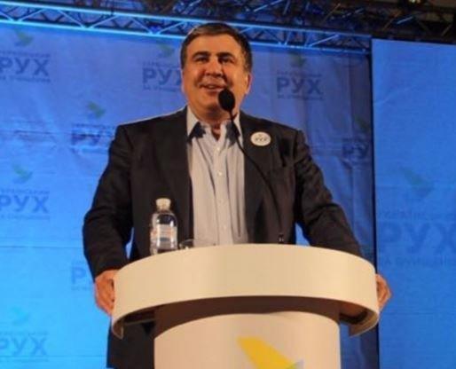 Одесса поспешила в своей радости: почему Саакашвили никуда не сможет уйти из Украины »