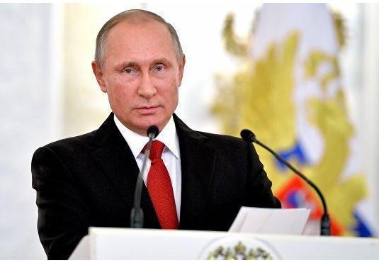 Путин может прокомментировать результаты выборов в США на вручении верительных грамот »