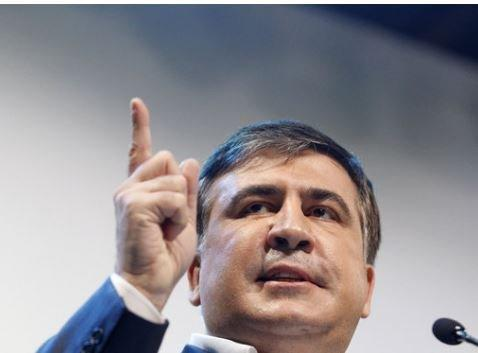 Саакашвили вдруг вспомнил о давней дружбе с Трампом »