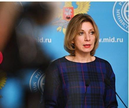 Захарова рассказала, что Госдеп трижды отменял переговоры с Лавровым за последние дни »