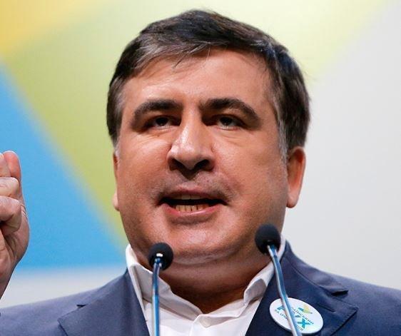 Саакашвили намерен создать на Украине новую партию для участия в досрочных выборах »