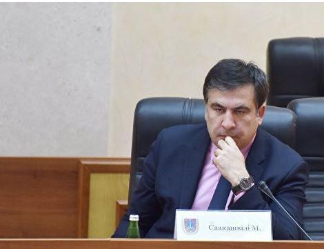 Медведев прокомментировал будущее карьеры Саакашвили »
