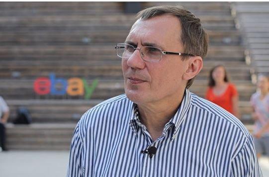 Скончался гендиректор российского eBay Владимир Долгов »