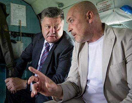 В Киеве рассказали о четырех условиях возвращения Донбасса и Крыма в состав страны »