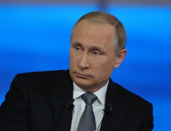 Путин поведал, как РФ должна отвечать на западные санкции »