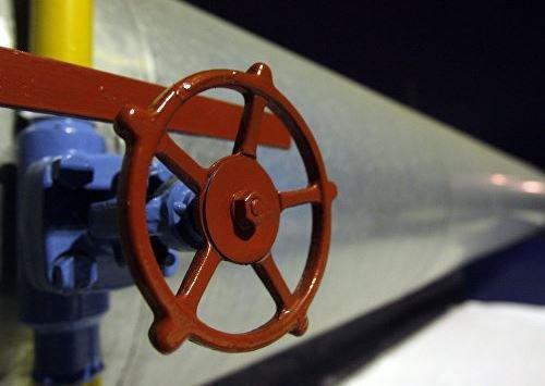 Власти Геническа отрицают, что получают газ из Крыма »