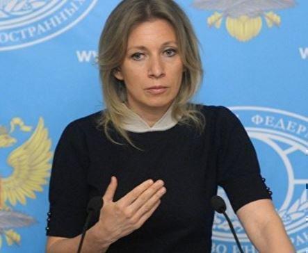 Захарова «сделала перевод» слов Столтенберга в The Guardian »