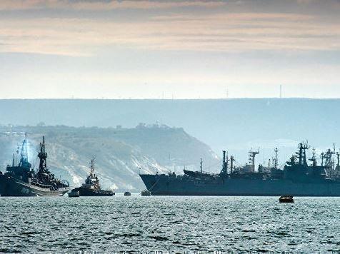 Депутат обьявил для чего корабли РФ заходят в Грецию »
