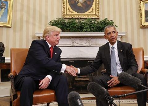"""Пушков: в США надеются, что Трамп """"станет"""" как Обама »"""