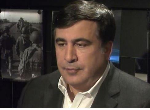 Саакашвили рассказал об ужасной судьбе Украины »