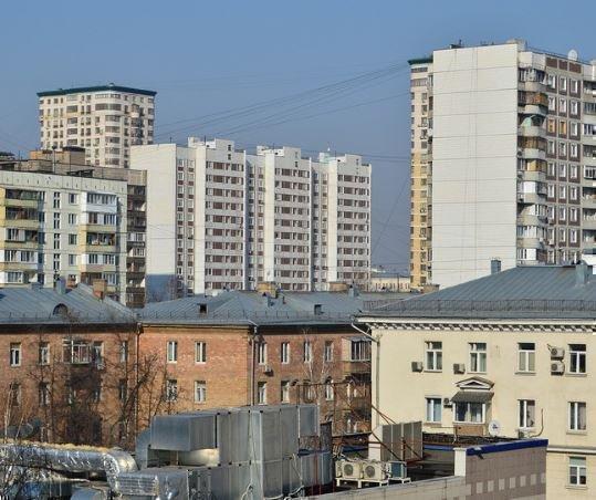 В Москве была изменена система регистрации квартир »