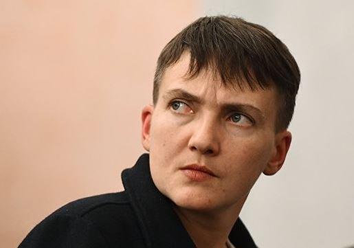 Савченко жестко отозвалась о сотрудниках Рады »