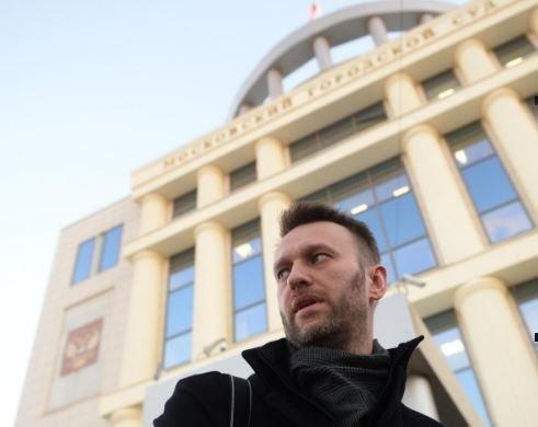 Навальный может оказаться в колонии »