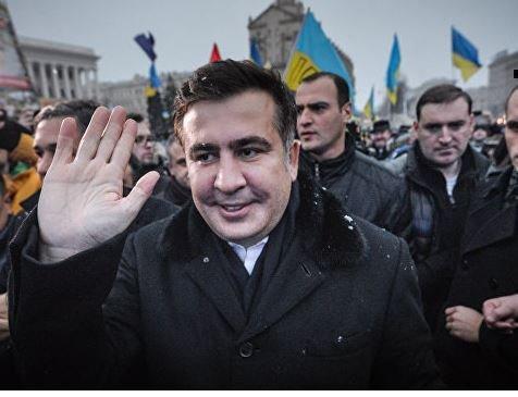 Саакашвили рассказал, из-за чего разочаровался в Порошенко »