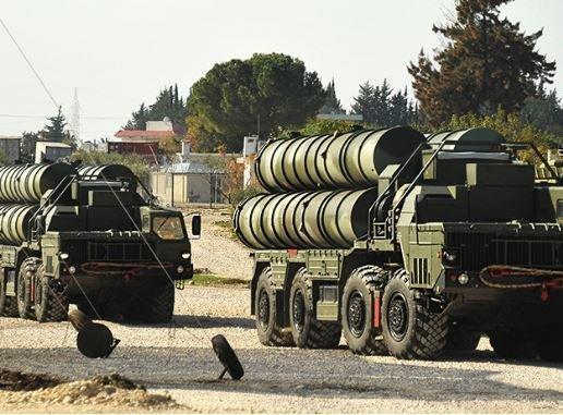 Турция намерена приобрести у России зенитные ракетные системы С-400 »