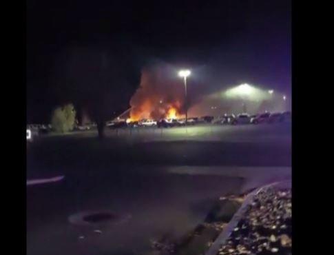 В США потерпел крушение перевозивший больного самолёт »