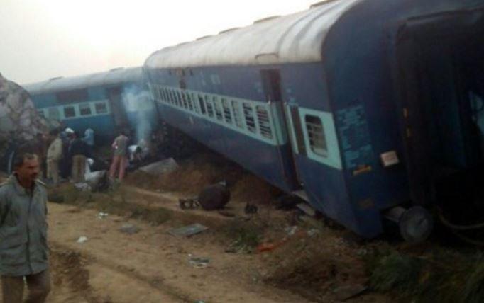 Стало известно количество жертв при крушении поезда в Индии »