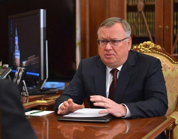 Костин сообщил, кто будет заменять Улюкаева в набсовете ВТБ »