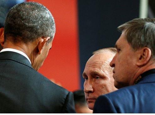 Путин раскрыл детали своего разговора с Обамой »