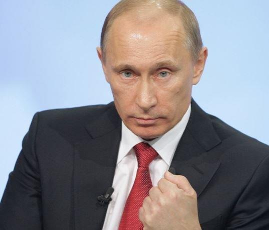 Путин назвал швейцарские истребители «почётным эскортом» »