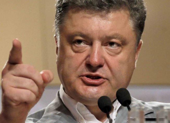 Порошенко порекомендовал Евросоюзу учиться у Украины как любить Европу »