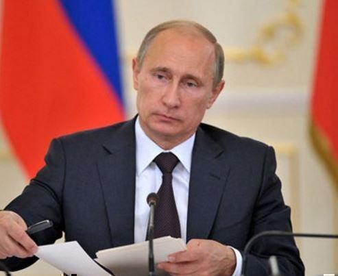 Путин ответил, что РФ предпримет в связи с расширением НАТО »
