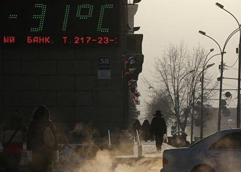 В Екатеринбурге девочку выгнали из автобуса в 30 градусов мороза »