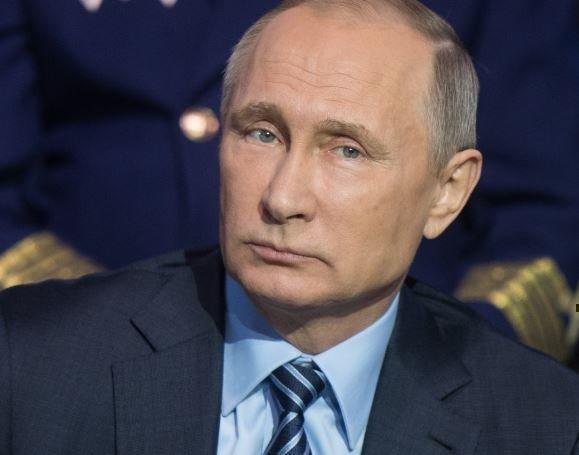 Рейтинг Путина стал максимальным с 2008 года »