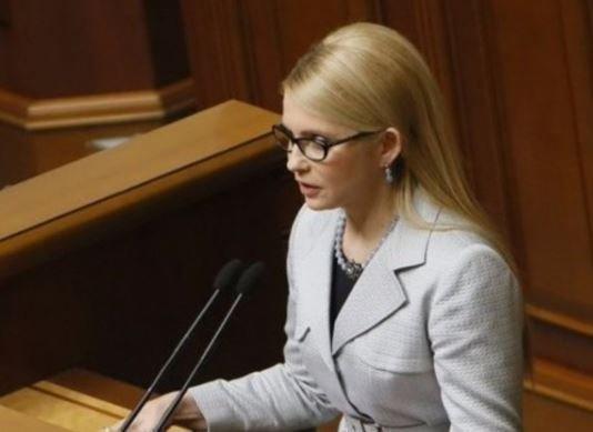 Тимошенко поведала, как Порошенко разбогател на падении гривны »