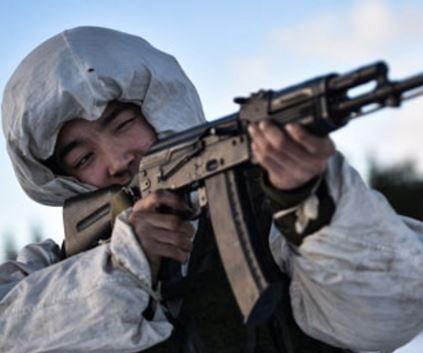 На границе с Украиной началась стрельба »