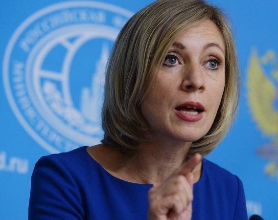 Захарова заявила, что резолюция Европарламента - преступление в сфере информации »