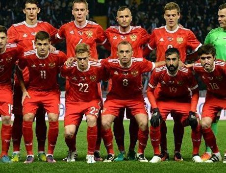 Российская сборная опустилась на фантастически низкое для себя место в списке ФИФА »
