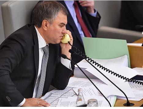 Володин был избран председателем Парламентской ассамблеи ОДКБ »