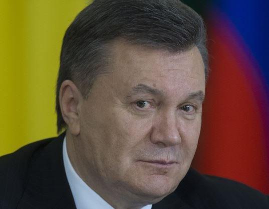 Допрос Януковича сорвался из-за русского языка »
