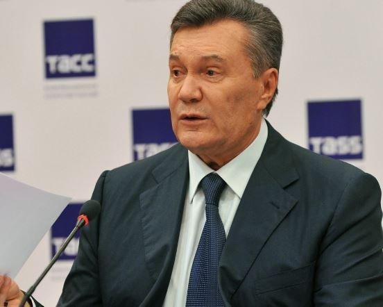 Янукович прокомментировал вопрос территориальной целостности Украины »